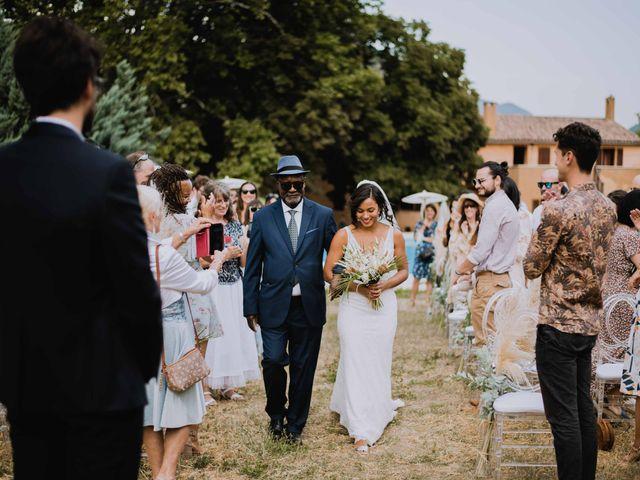 Le mariage de Jérôme et Anne-Laure à Gilette, Alpes-Maritimes 26