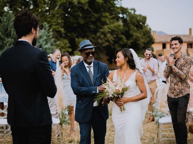 Le mariage de Jérôme et Anne-Laure à Gilette, Alpes-Maritimes 28