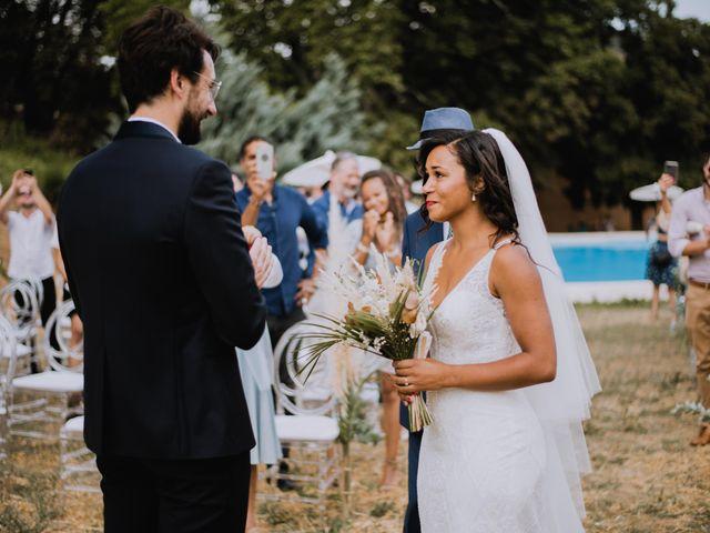 Le mariage de Jérôme et Anne-Laure à Gilette, Alpes-Maritimes 29