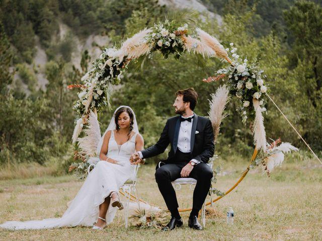Le mariage de Jérôme et Anne-Laure à Gilette, Alpes-Maritimes 31