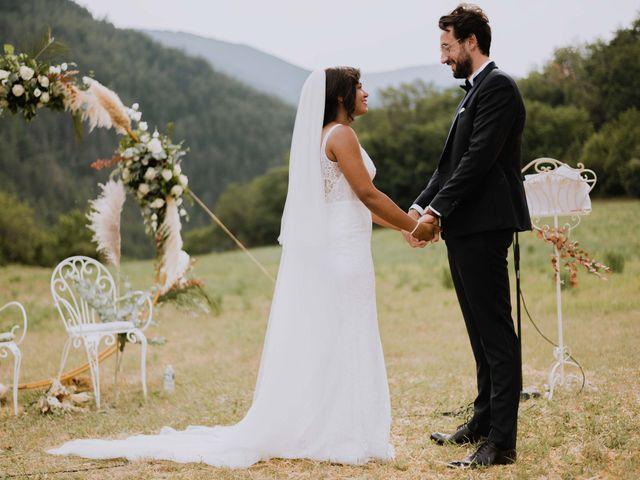 Le mariage de Jérôme et Anne-Laure à Gilette, Alpes-Maritimes 43
