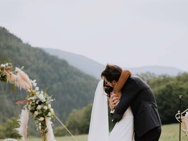 Le mariage de Jérôme et Anne-Laure à Gilette, Alpes-Maritimes 44