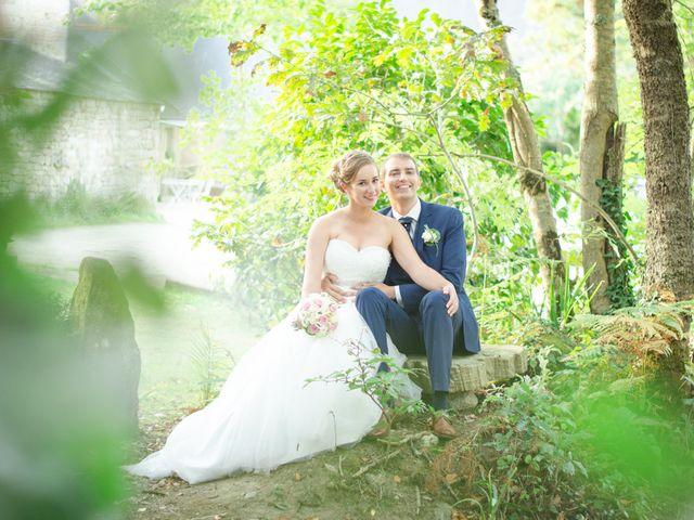 Le mariage de Floriane et Fabien