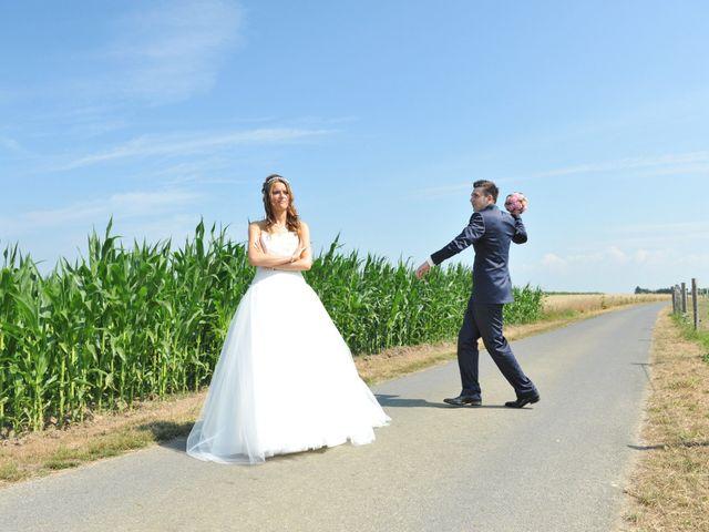 Le mariage de Jérémy et Alice à Avranches, Manche 35