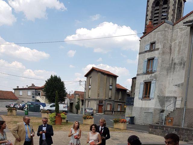 Le mariage de Ronald et Stéphanie à Nohanent, Puy-de-Dôme 4