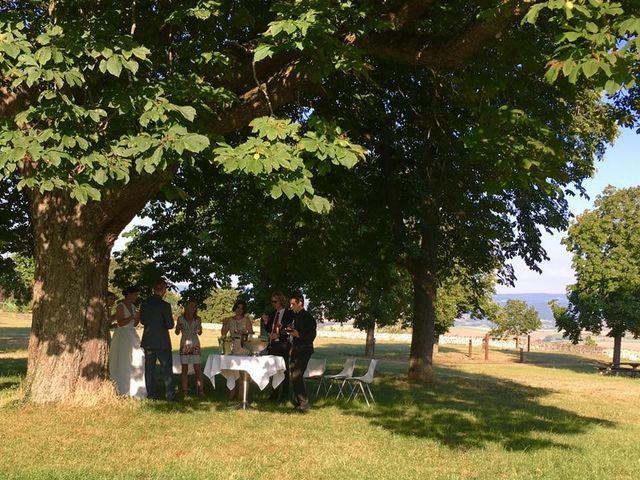 Le mariage de Ronald et Stéphanie à Nohanent, Puy-de-Dôme 5