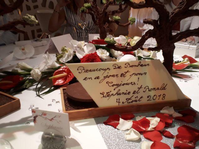 Le mariage de Ronald et Stéphanie à Nohanent, Puy-de-Dôme 2
