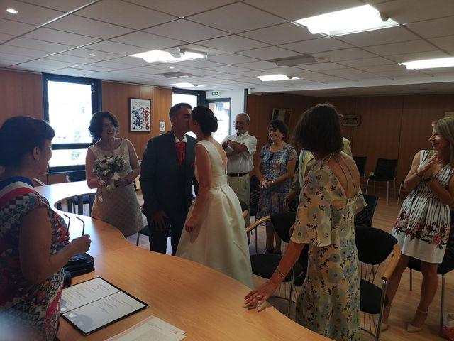 Le mariage de Ronald et Stéphanie à Nohanent, Puy-de-Dôme 7