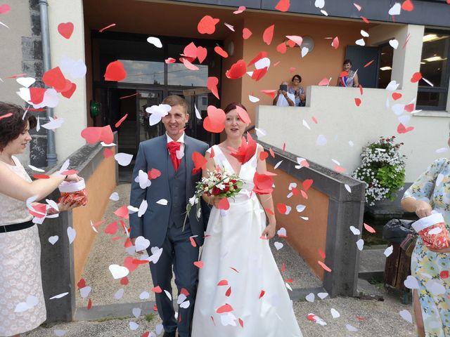 Le mariage de Ronald et Stéphanie à Nohanent, Puy-de-Dôme 8