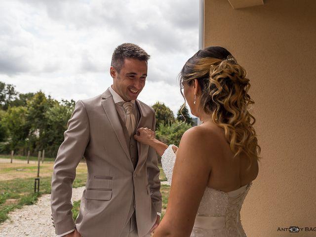 Le mariage de Fabrice et Stéphanie à Boisseuil, Haute-Vienne 5