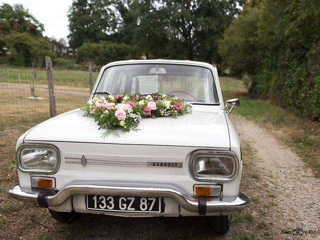 Le mariage de Fabrice et Stéphanie à Boisseuil, Haute-Vienne 7