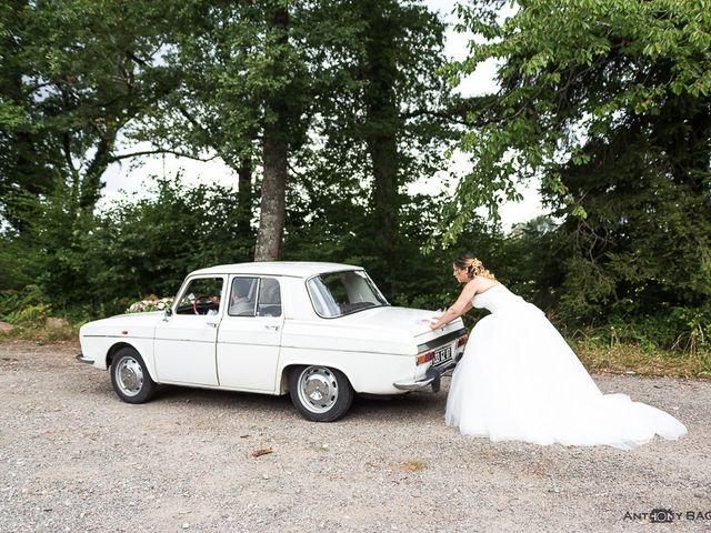 Le mariage de Fabrice et Stéphanie à Boisseuil, Haute-Vienne 8