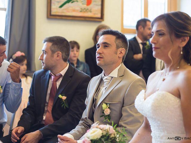Le mariage de Fabrice et Stéphanie à Boisseuil, Haute-Vienne 9