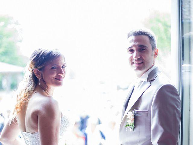 Le mariage de Fabrice et Stéphanie à Boisseuil, Haute-Vienne 14