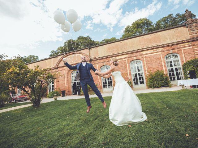 Le mariage de Brice et Alice à Seilh, Haute-Garonne 11