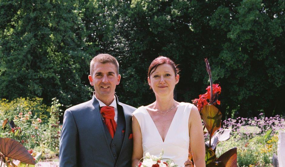 Le mariage de Ronald et Stéphanie à Nohanent, Puy-de-Dôme