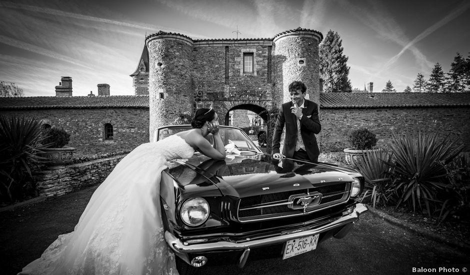 Le mariage de Charles et Bérengère à Landemont, Maine et Loire