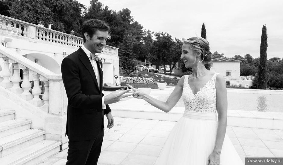 Le mariage de Nicolas et Eloise à Gémenos, Bouches-du-Rhône