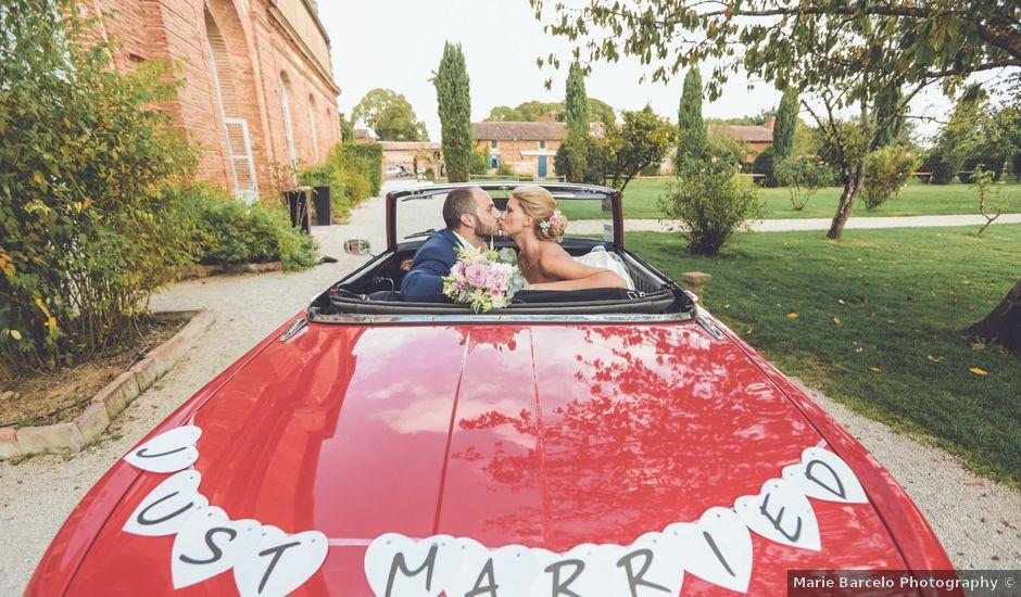 Le mariage de Brice et Alice à Seilh, Haute-Garonne
