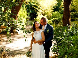 Le mariage de Eva et François