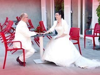 Le mariage de Delphine et Patrice