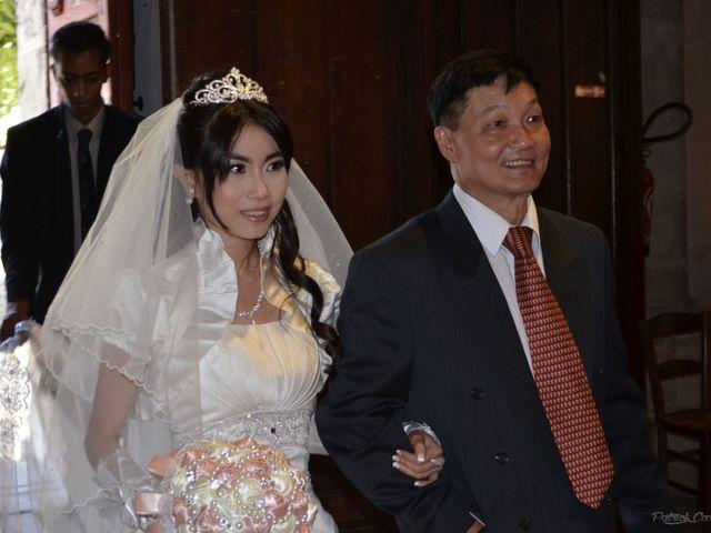 Le mariage de Bertrand et Pooi Kwan à Ivry-sur-Seine, Val-de-Marne 7