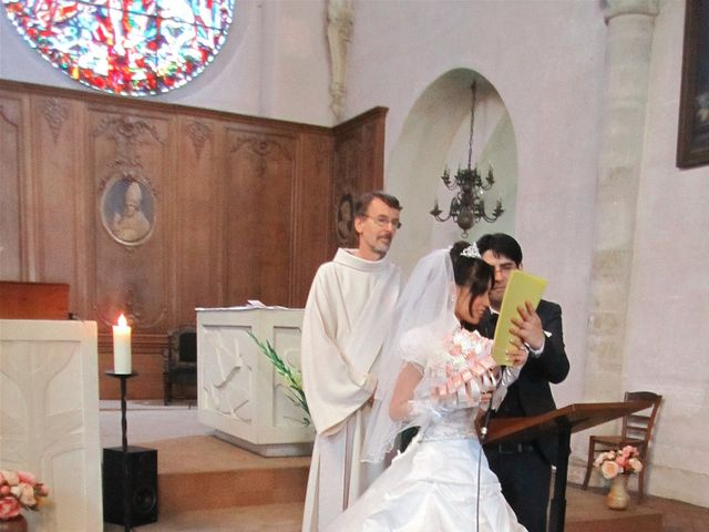 Le mariage de Bertrand et Pooi Kwan à Ivry-sur-Seine, Val-de-Marne 8