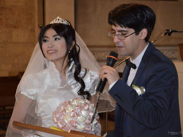 Le mariage de Bertrand et Pooi Kwan à Ivry-sur-Seine, Val-de-Marne 9
