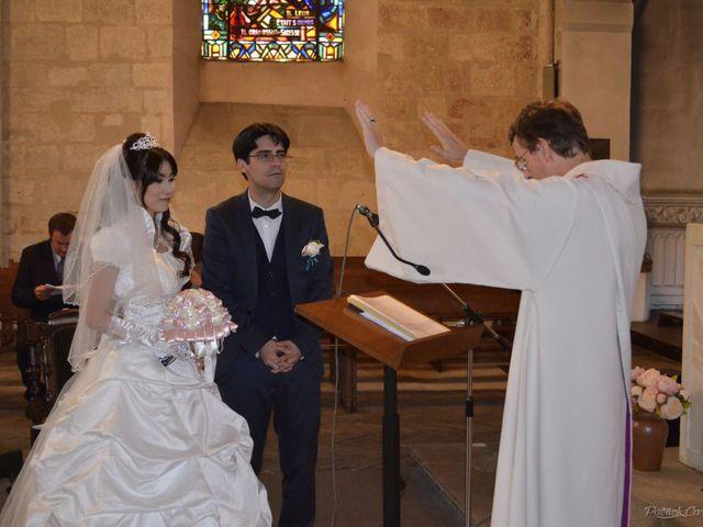 Le mariage de Bertrand et Pooi Kwan à Ivry-sur-Seine, Val-de-Marne 10