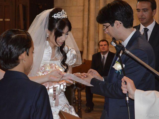 Le mariage de Bertrand et Pooi Kwan à Ivry-sur-Seine, Val-de-Marne 11