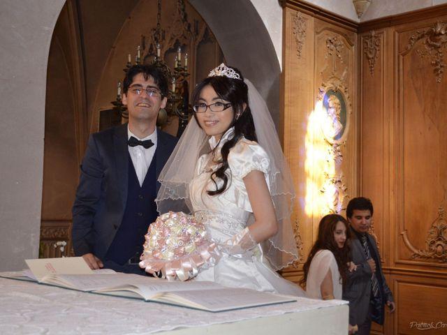 Le mariage de Bertrand et Pooi Kwan à Ivry-sur-Seine, Val-de-Marne 12