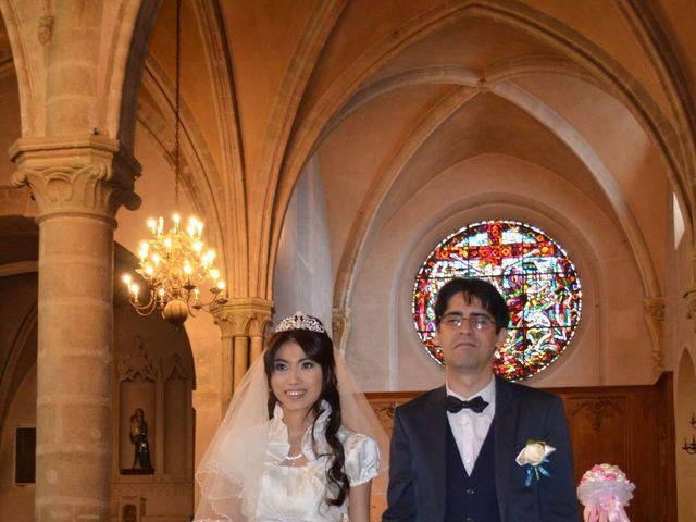 Le mariage de Bertrand et Pooi Kwan à Ivry-sur-Seine, Val-de-Marne 13