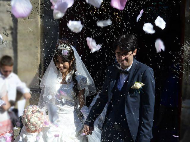 Le mariage de Pooi Kwan et Bertrand