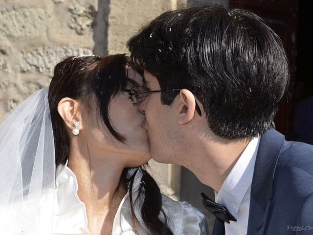 Le mariage de Bertrand et Pooi Kwan à Ivry-sur-Seine, Val-de-Marne 15