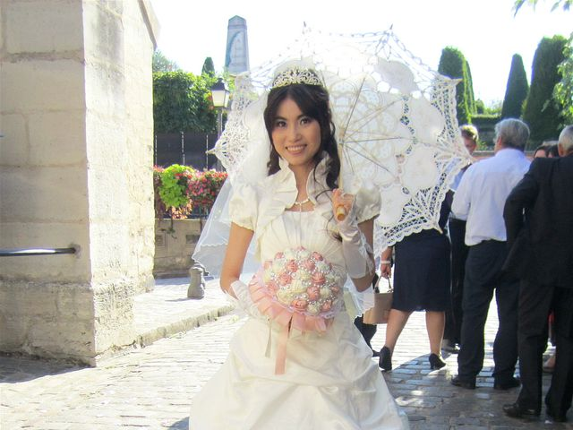 Le mariage de Bertrand et Pooi Kwan à Ivry-sur-Seine, Val-de-Marne 16