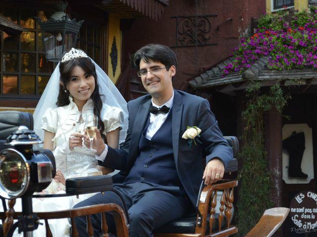 Le mariage de Bertrand et Pooi Kwan à Ivry-sur-Seine, Val-de-Marne 25