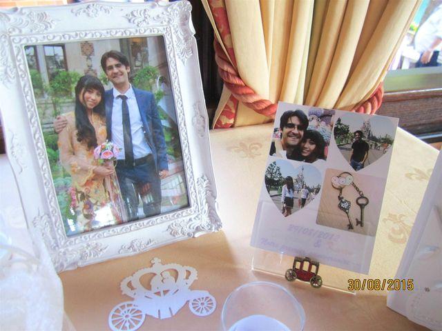 Le mariage de Bertrand et Pooi Kwan à Ivry-sur-Seine, Val-de-Marne 34