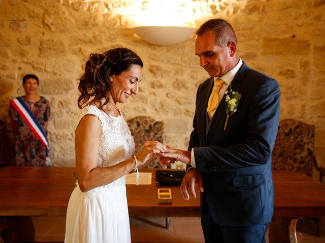 Le mariage de François et Eva à Saint-Jean-de-Védas, Hérault 20