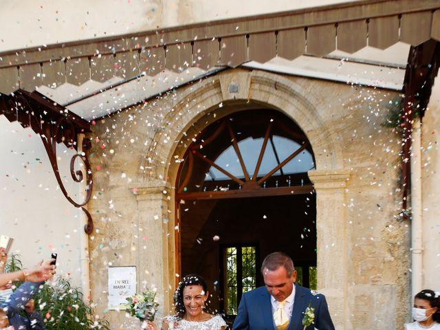 Le mariage de François et Eva à Saint-Jean-de-Védas, Hérault 22