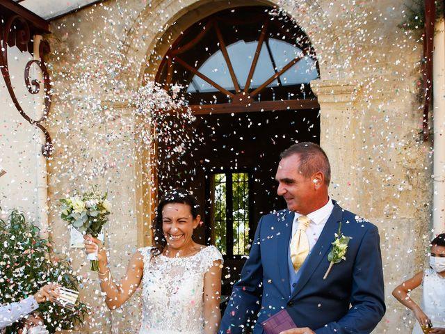 Le mariage de François et Eva à Saint-Jean-de-Védas, Hérault 23
