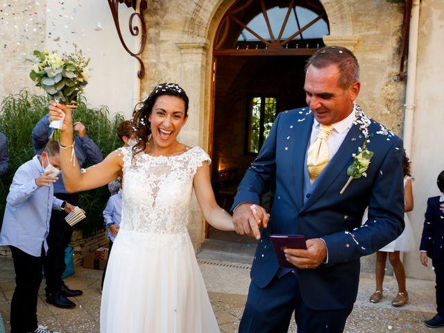 Le mariage de François et Eva à Saint-Jean-de-Védas, Hérault 24