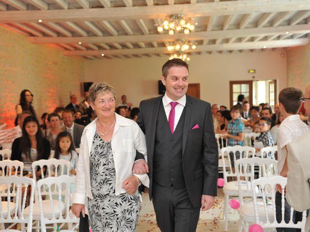 Le mariage de Thierry et Christine à Mandeville-en-Bessin, Calvados 9