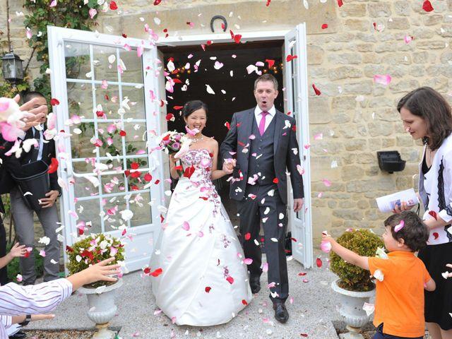 Le mariage de Thierry et Christine à Mandeville-en-Bessin, Calvados 13