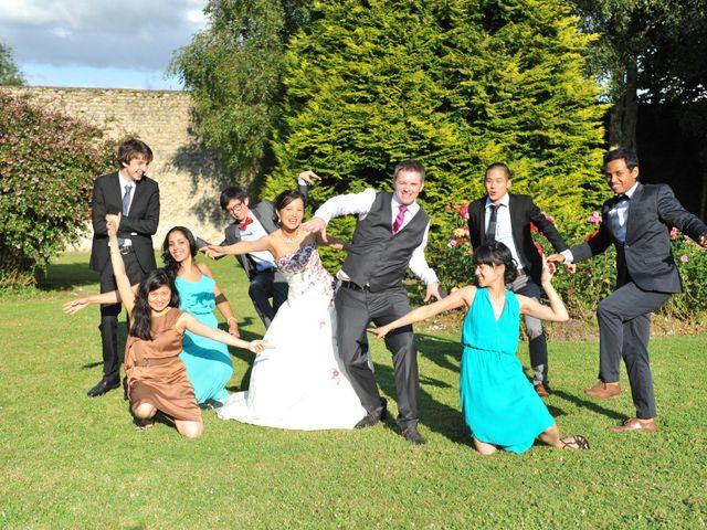 Le mariage de Thierry et Christine à Mandeville-en-Bessin, Calvados 21
