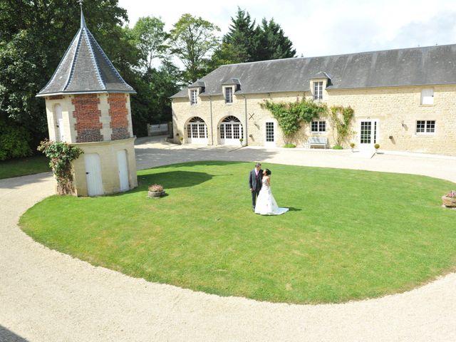 Le mariage de Thierry et Christine à Mandeville-en-Bessin, Calvados 22