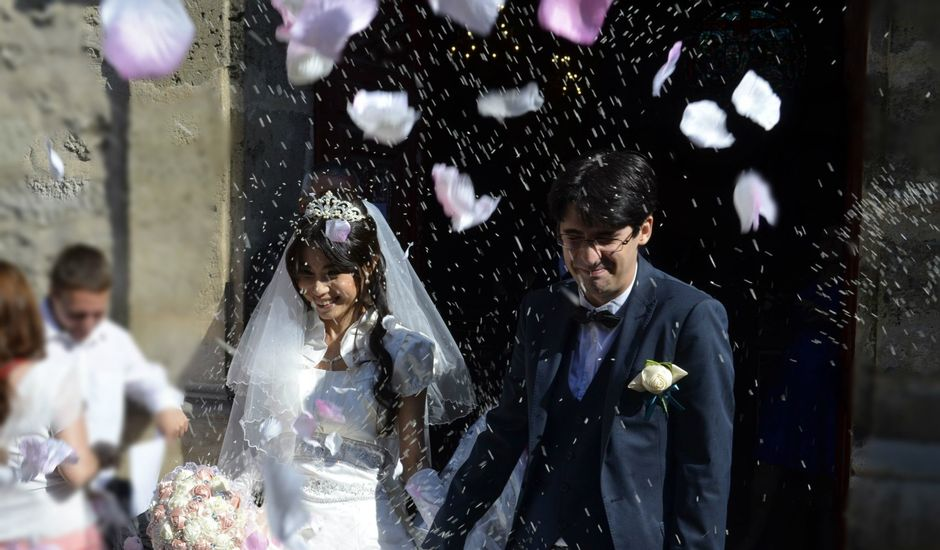 Le mariage de Bertrand et Pooi Kwan à Ivry-sur-Seine, Val-de-Marne