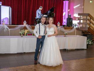 Le mariage de Eugenie et Maxime 1