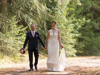 Le mariage de Cécile et Francesco