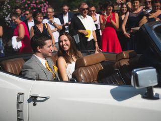 Le mariage de Rebecca et Fabrice