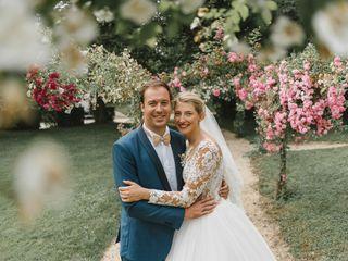 Le mariage de Daphnée et Adrien
